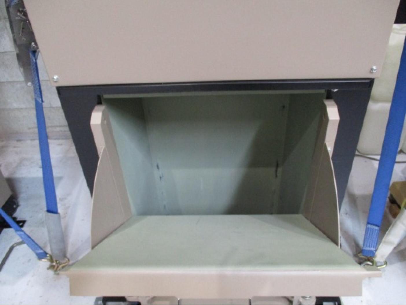 カンプレッサー5型 投入口