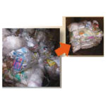 袋入りゴミ(雑芥)