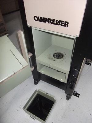 残液回収ボックス