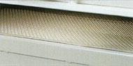 紙粉の発生を低減させます。